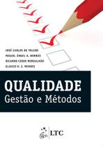 Livro - Qualidade - Gestão e Métodos -