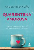 Livro - Quarentena Amorosa -