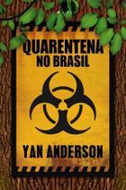 Livro - Quarentena no Brasil - Viseu -