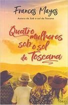 Livro - Quatro mulheres sob o sol da Toscana -