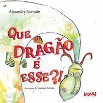 Livro - Que dragão é esse -