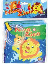 Livro - Que fofura! Nico e Zico -