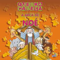 Livro - Quebra-cabeça: arca de Noé -
