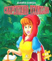 Livro Quebra-cabeca Grande - Chapeuzinho Vermelho - Blu Editora