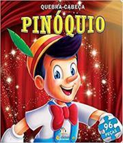 Livro Quebra-cabeca Grande - Pinoquio - Blu Editora