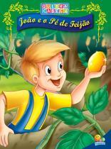 Livro - Quebra-cabeça: João e o pé de feijão -