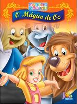 Livro - Quebra-cabeça: o mágico de Oz -