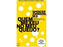 Livro Quem Mexeu no Meu Queijo  - Spence Johson M.D