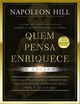 Livro - Quem pensa enriquece: o legado - LIVRO DE BOLSO -