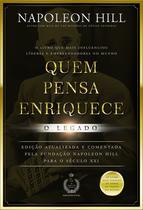 Livro - Quem pensa enriquece - o legado -