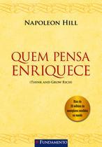 Livro - Quem Pensa Enriquece -