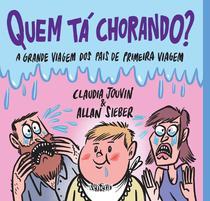 Livro - Quem tá chorando? -