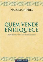 Livro - Quem Vende Enriquece -