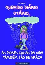 Livro - Querido Diário Otário - As Piores Coisas Da Vida Também São De Graça -