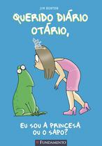 Livro - Querido Diário Otário - Eu Sou A Princesa Ou O Sapo? -