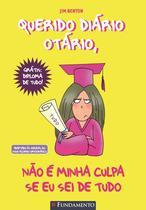 Livro - Querido Diário Otário - Não É Minha Culpa Se Eu Sei De Tudo -