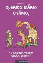 Livro - Querido Diário Otário - Os Adultos Podem Virar Gente? -