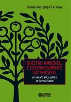 Livro - Questão ambiental e desenvolvimento sustentável -