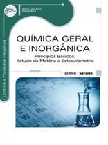 Livro - Química geral e inorgânica - Princípios básicos, estudo da matéria e estequiometria