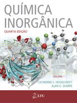 Livro - Química Inorgânica Vol. 1 -