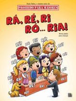 Livro - Ra re ri ro ria novas piadas para crianças -