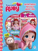 Livro - Rainbow Ruby - Aventuras na Vila Arco-íris -