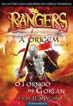 Livro - Rangers - A Origem 01 - O Torneio De Gorlan -