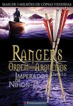 Livro - Rangers Ordem Dos Arqueiros 10 - Imperador De Nihon-Ja -