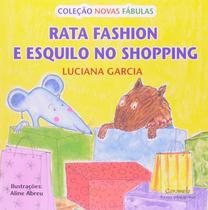 Livro - Rata fashion esquilo no shopping -