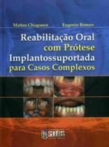 Livro - Reabilitação Oral com Prótese Implantossuportada -