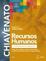 Livro - Recursos Humanos - O Capital Humano das Organizações -