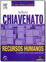 Livro - Recursos humanos -