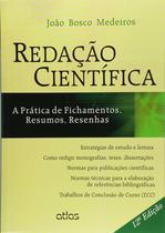 Livro - Redação Científica: A Prática De Fichamentos, Resumos, Resenhas -