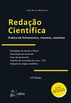 Livro - Redação Científica - Prática de fichamentos, resumos, resenhas -
