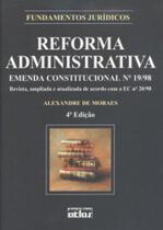 Livro - Reforma Administrativa -