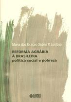 Livro - Reforma agrária à brasileira -
