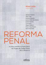 Livro - Reforma Penal: A Crítica Científica À Parte Geral Do Projeto De Código Penal (Pls 236/2012) -