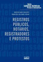 Livro - Registros Públicos, Notários, Registradores E Protestos - V.31 -