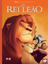 Livro - Rei Leão - HQ -