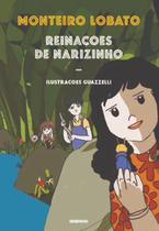 Livro - Reinações de Narizinho -