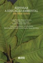 Livro - Repensar a educação ambiental -