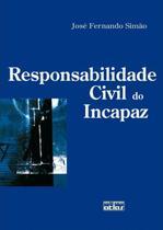 Livro - Responsabilidade Civil Do Incapaz -