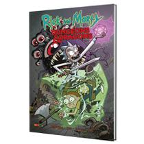Livro - Rick and Morty: Dungeons & Dragons -