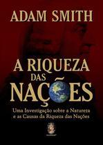 Livro - Riqueza das nações -