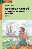 Livro - Robinson Crusoé -