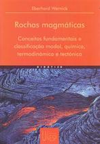 Livro - Rochas magmáticas -