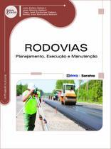 Livro - Rodovias - Planejamento, execução e manutenção