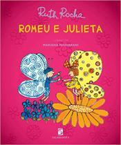 Livro Romeu e Julieta Coleçao Vou Te Contar Editora Salamandra - Leitura Dinamica