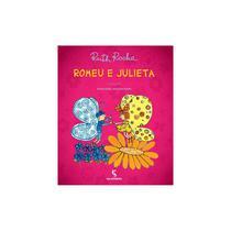 Livro - Romeu e Julieta - Ruth Rocha - Salamandra - Moderna
