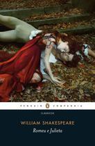 Livro - Romeu e Julieta -